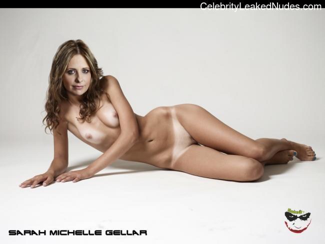 celeb nude Sarah Michelle Gellar 9 pic