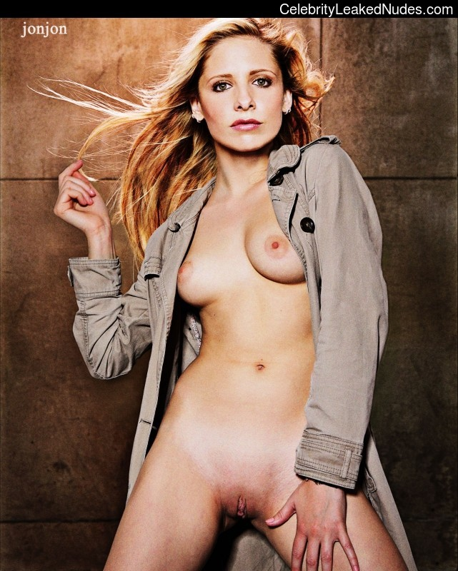 Naked Celebrity Pic Sarah Michelle Gellar 4 pic