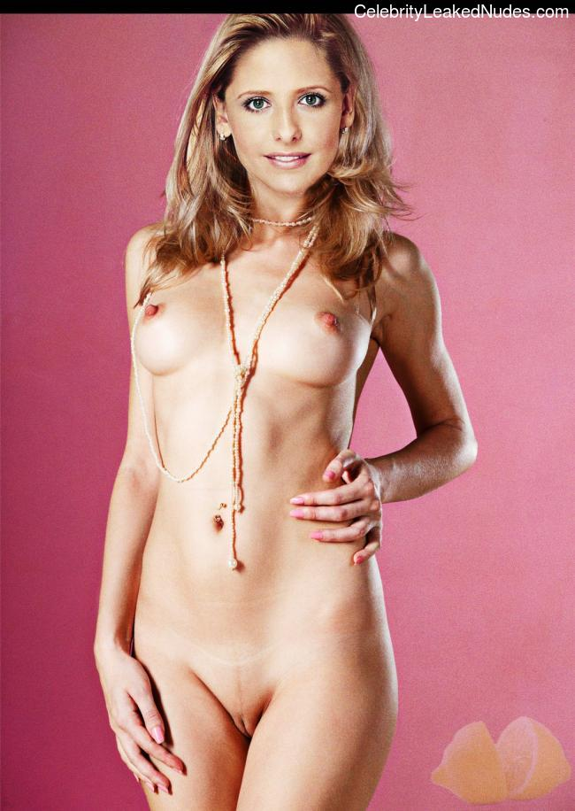 Celebrity Nude Pic Sarah Michelle Gellar 11 pic