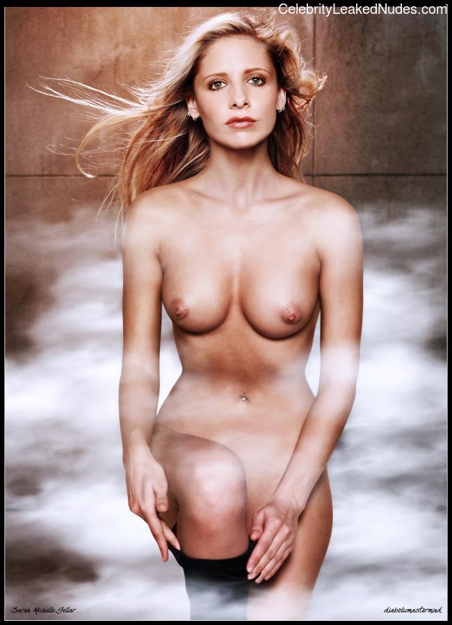 Best Celebrity Nude Sarah Michelle Gellar 11 pic
