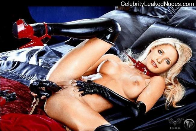Free nude Celebrity Sarah Michelle Gellar 1 pic