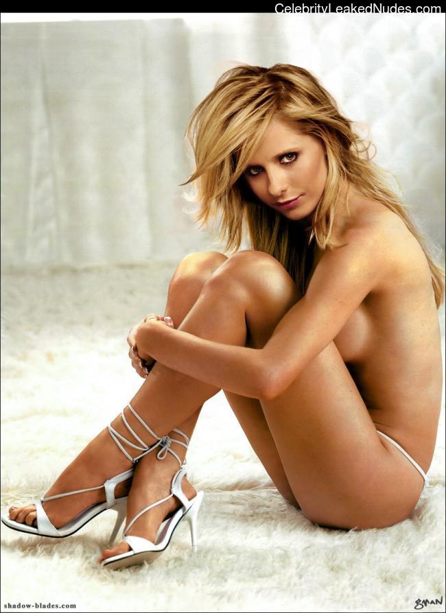 Free Nude Celeb Sarah Michelle Gellar 9 pic