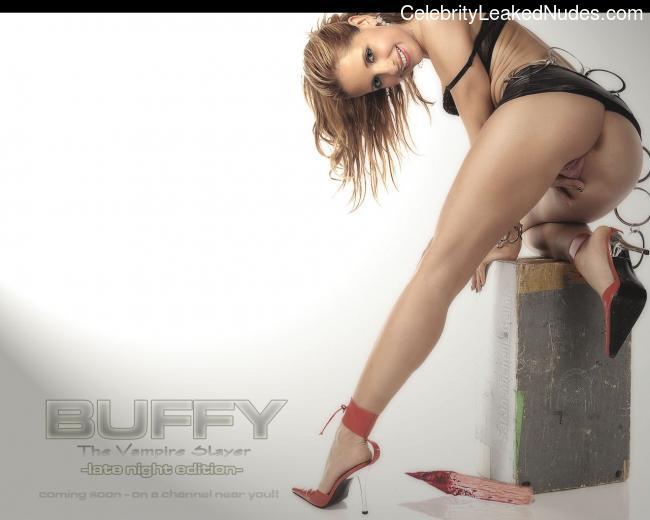 Newest Celebrity Nude Sarah Michelle Gellar 20 pic