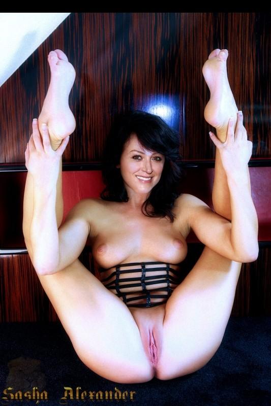 Sasha Alexander Nude Porn 55