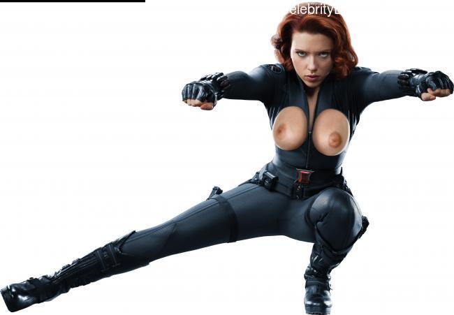 Naked Celebrity Scarlett Johansson 5 pic