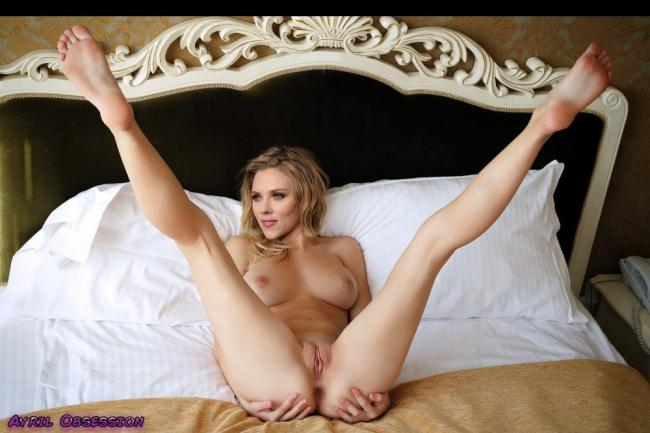 Real Celebrity Nude Scarlett Johansson 3 pic