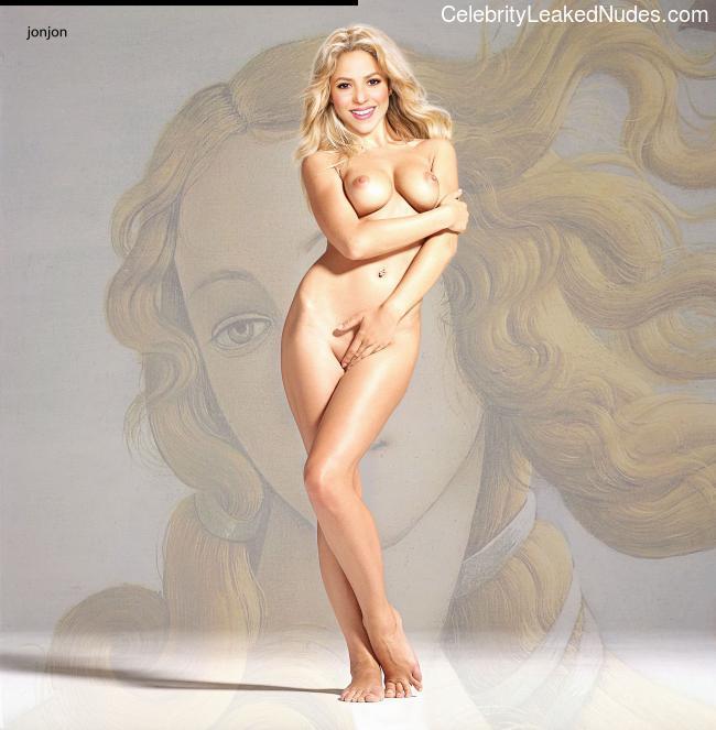 Shakira nude celeb pics