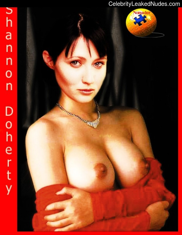 celeb nude Shannen Doherty 4 pic