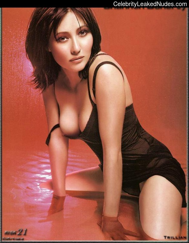 Celebrity Naked Shannen Doherty 25 pic
