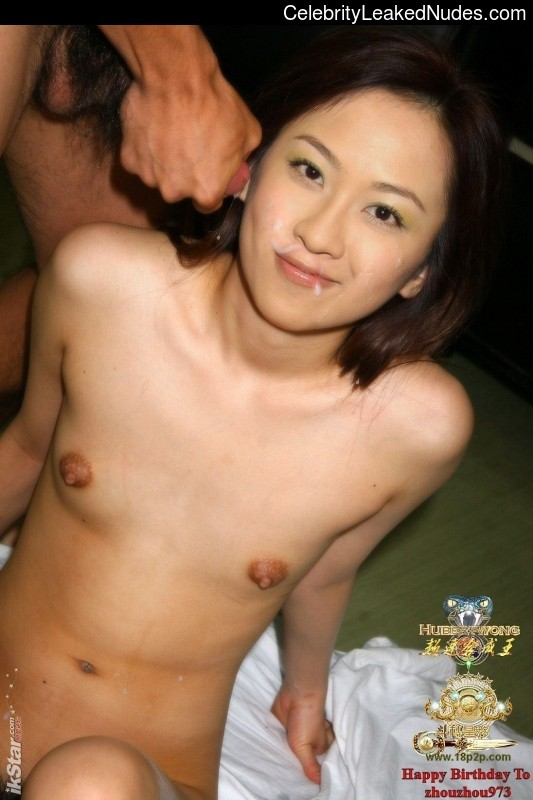 Naked Celebrity Pic Sharon Chan 4 pic