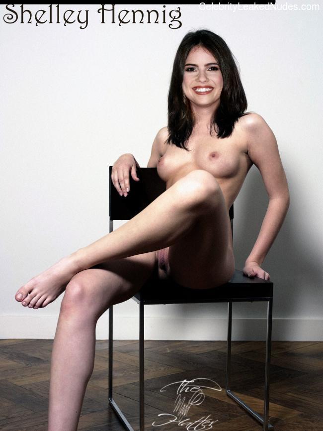 Shelley Hennig celebrity nudes