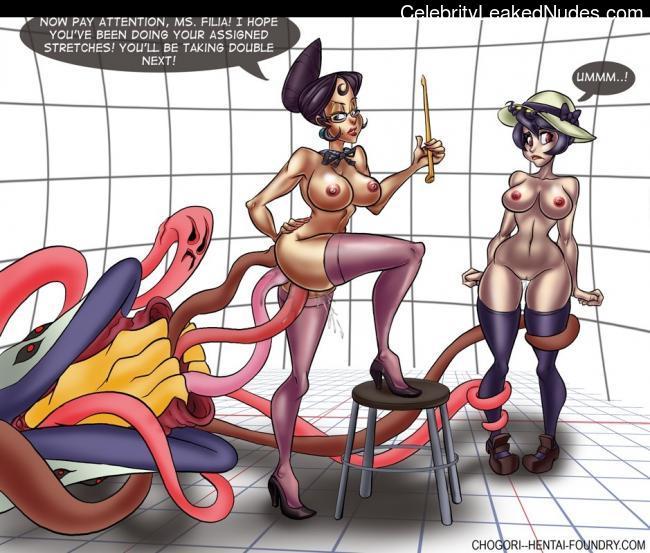 Skullgirls nude celebrity pics