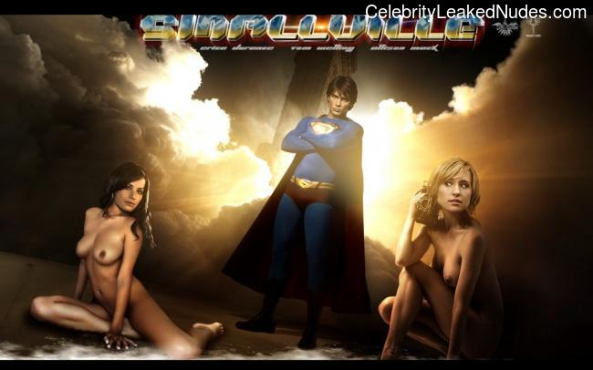 Naked celebrity picture Smallville 16 pic