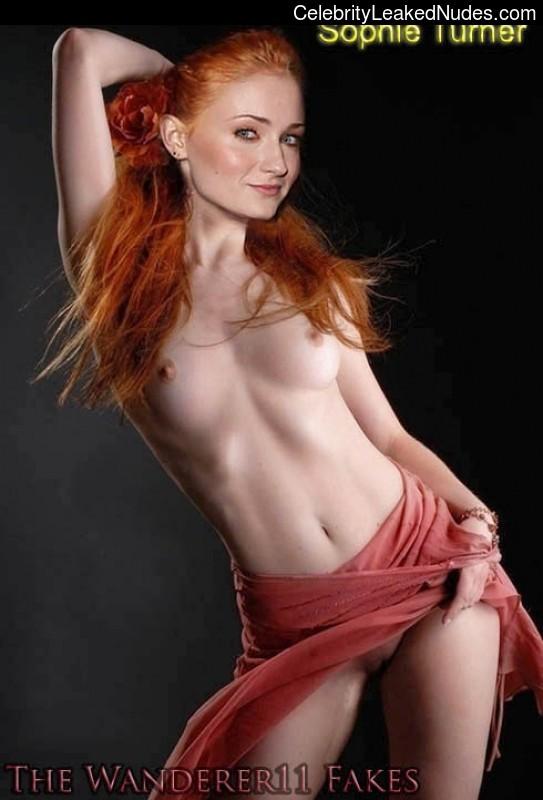 Newest Celebrity Nude Sophie Turner 24 pic
