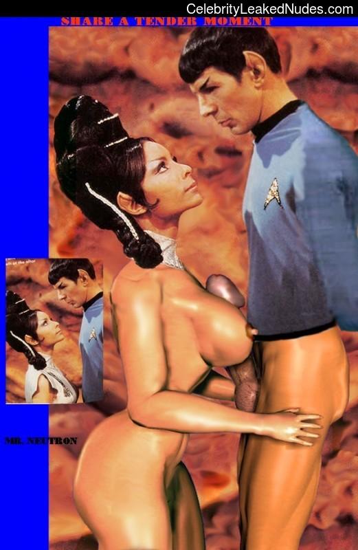 Celeb Naked Star Trek 17 pic