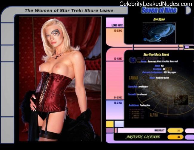 Celeb Nude Star Trek 19 pic
