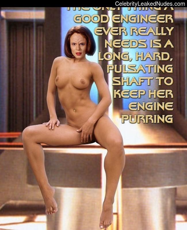 Celeb Naked Star Trek 22 pic