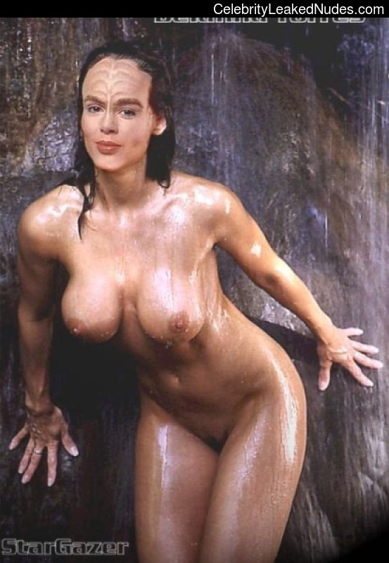 Opinion you All girls on star trek nude for