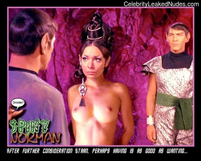 Celebrity Leaked Nude Photo Star Trek 9 pic