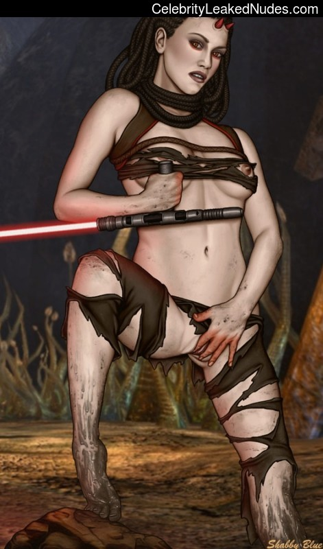 Real Celebrity Nude Star Wars 26 pic