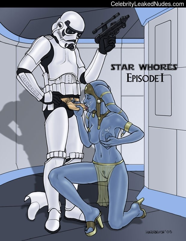 Famous Nude Star Wars 27 pic