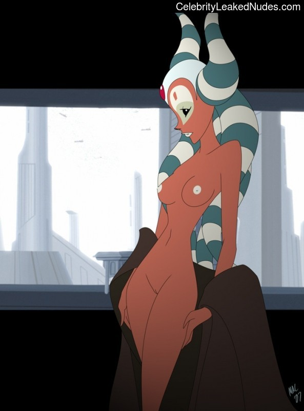 Nude Celebrity Picture Star Wars 4 pic
