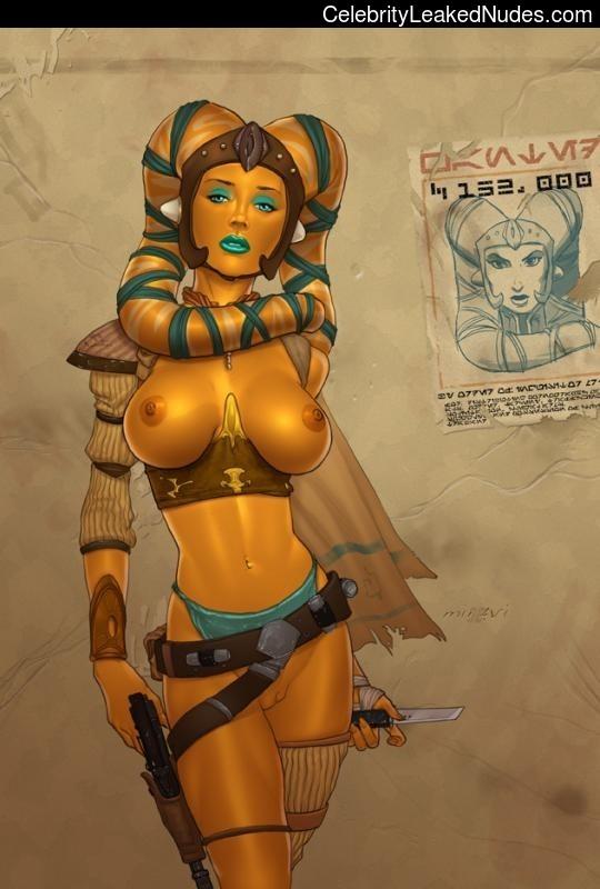 Nude Celeb Star Wars 7 pic