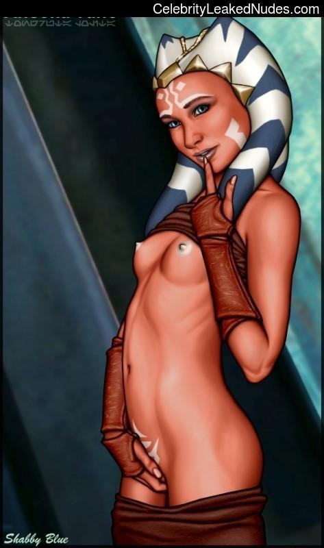 Hot Naked Celeb Star Wars 10 pic