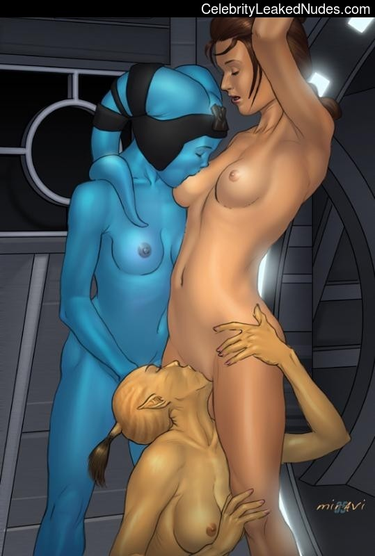 Real Celebrity Nude Star Wars 13 pic