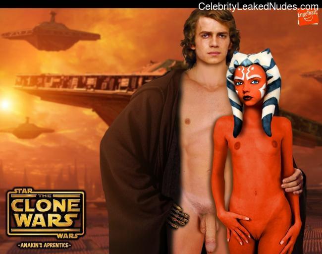 Naked Celebrity Star Wars 9 pic