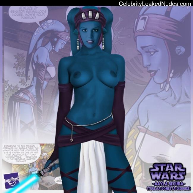 Famous Nude Star Wars 19 pic