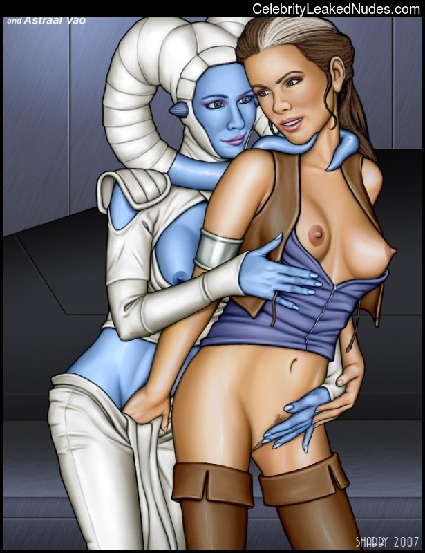 Celebrity Naked Star Wars 29 pic