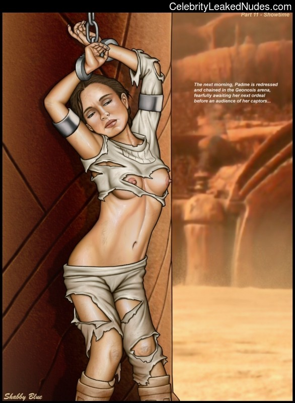 Star Wars naked celebrity pictures