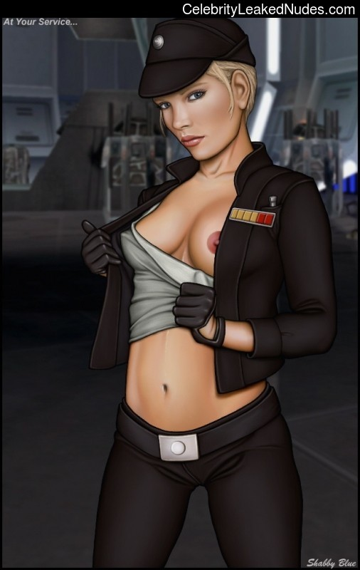 Naked Celebrity Pic Star Wars 13 pic