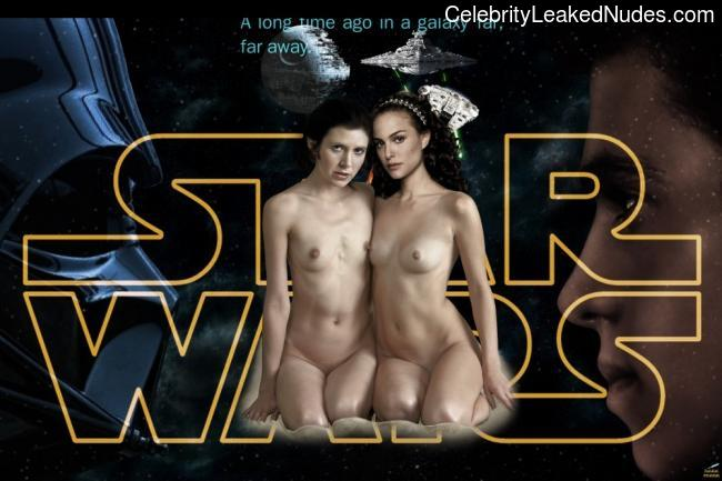 naked Star Wars 4 pic