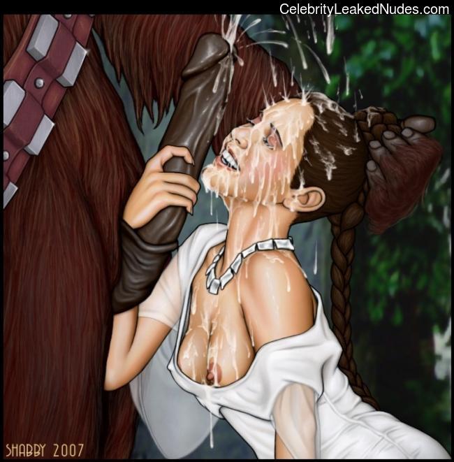 Nude Celeb Star Wars 1 pic