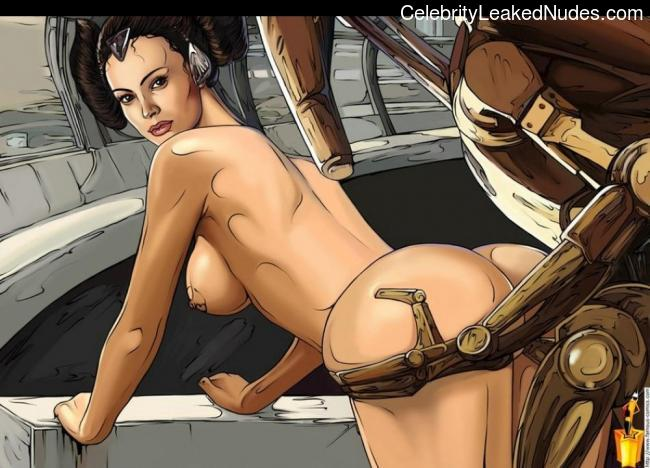 Celeb Naked Star Wars 11 pic