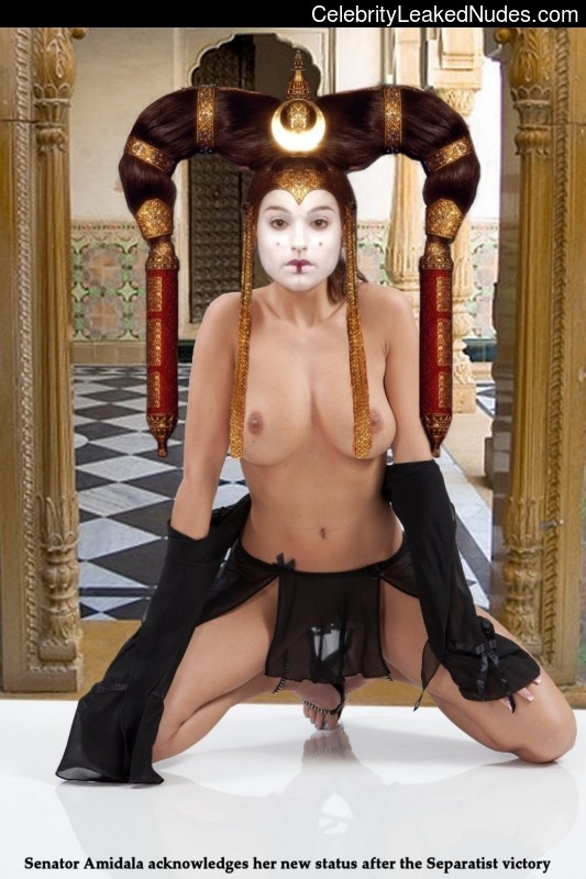 Celebrity Nude Pic Star Wars 3 pic