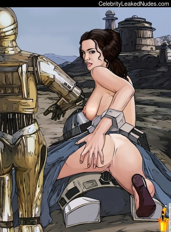Naked Celebrity Pic Star Wars 6 pic