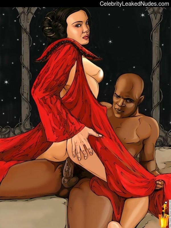 Celebrity Naked Star Wars 7 pic