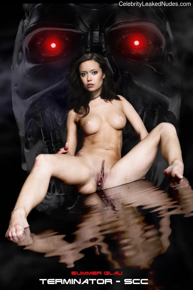 Naked Celebrity Pic Summer Glau 5 pic