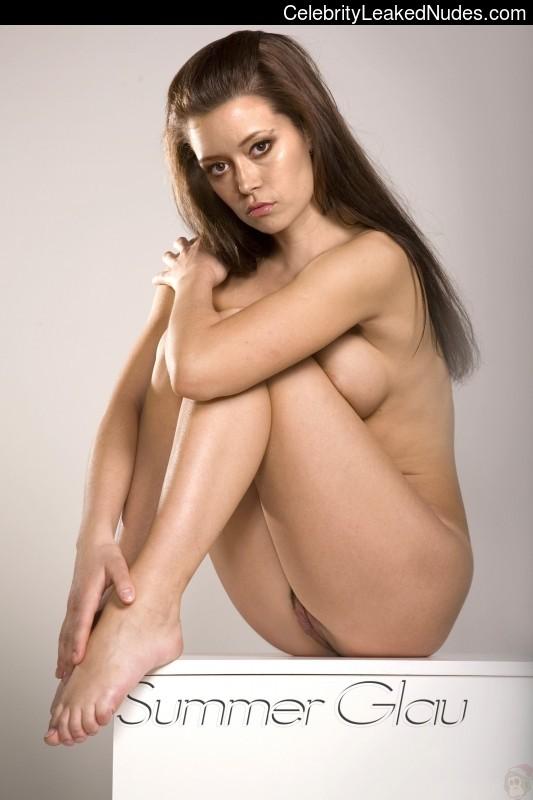 celeb nude Summer Glau 1 pic