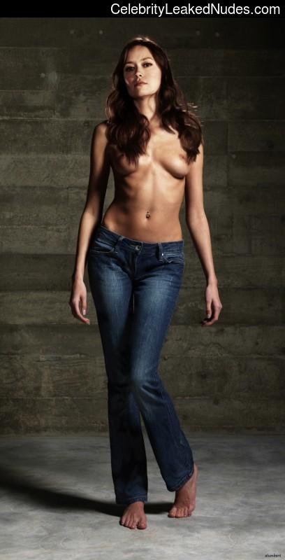 Celebrity Nude Pic Summer Glau 11 pic