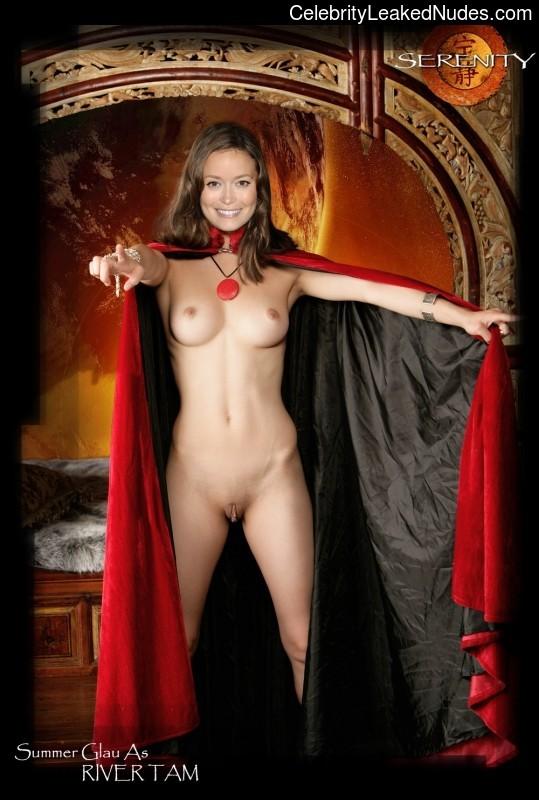 Free Nude Celeb Summer Glau 2 pic