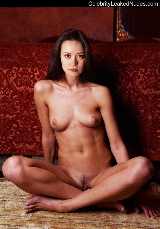 Real Celebrity Nude Summer Glau 21 pic