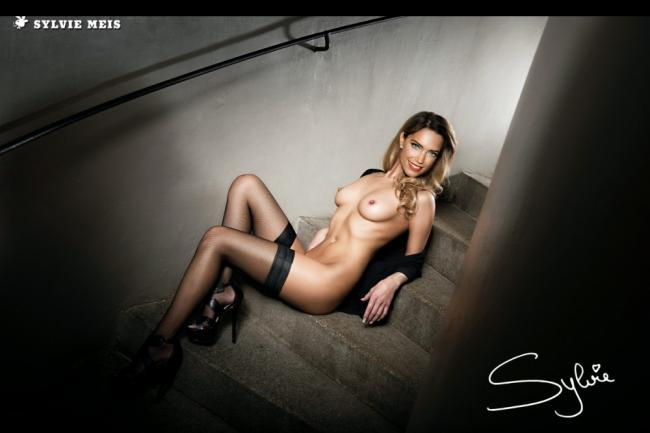 Sylvie meis naked Sex porn pictures think, that