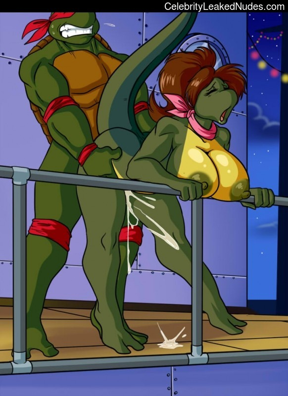 Teenage Mutant Ninja T celebrity naked pics