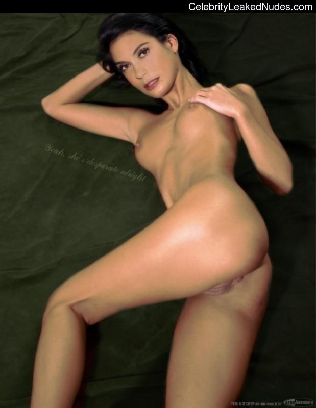 тери хэтчер фото голая