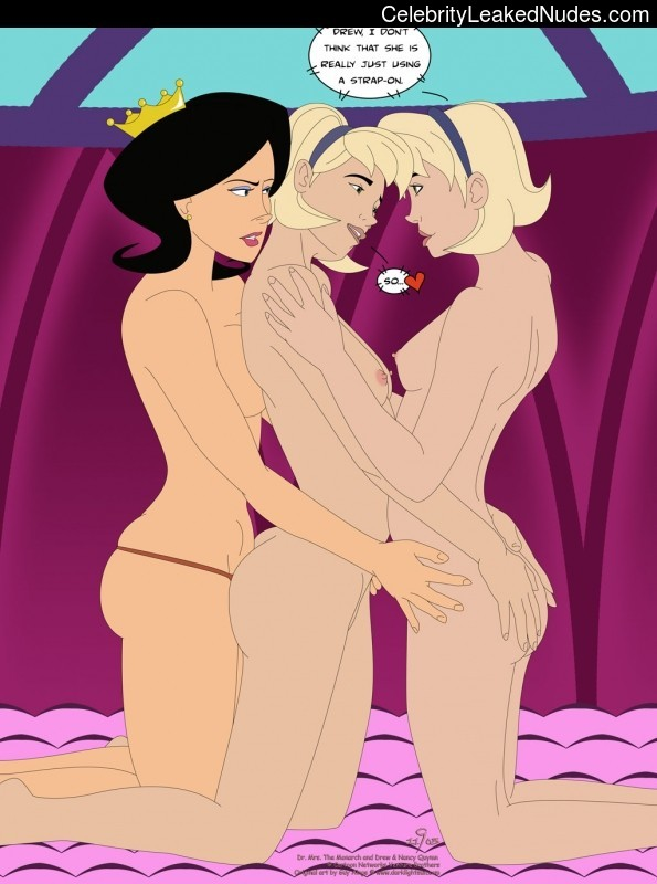 Hot Naked Celeb The Venture Bros 12 pic