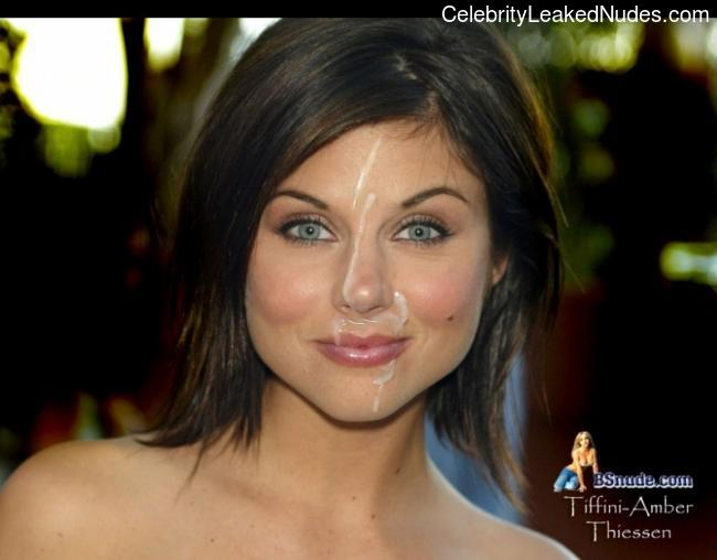 Tiffany Amber Thiessen Nude Pic 57